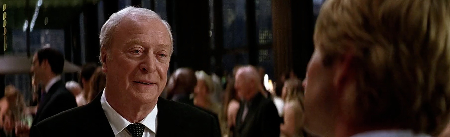 How Alfred Is Totally Useless in 'The Dark Knight'