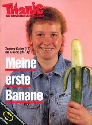 Next Issue: The 5 Dumbest Ways East Germans Eat Bananas.