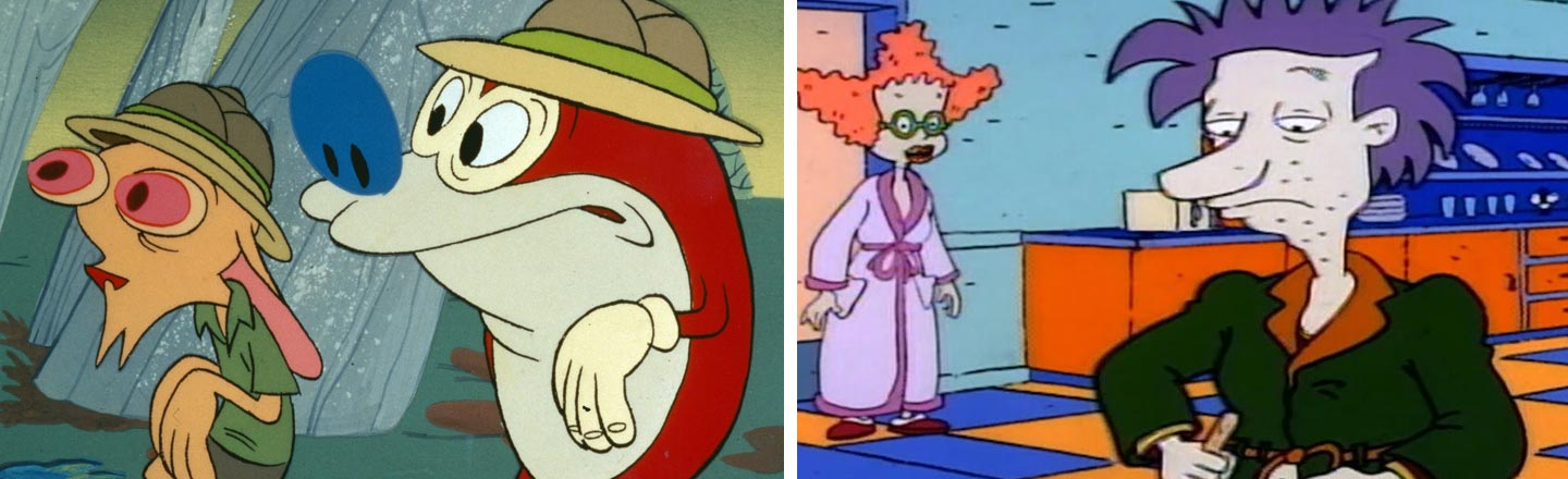 5 Nineties Cartoons That Could (Never) Be Made Today
