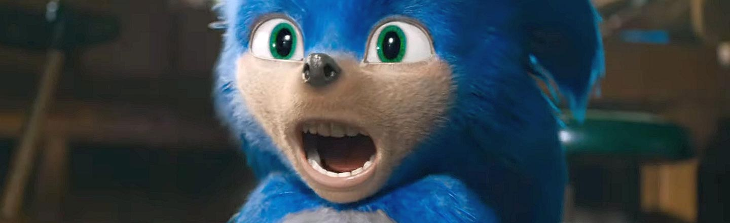 It's Time To Talk About That Awful Sonic Movie Trailer