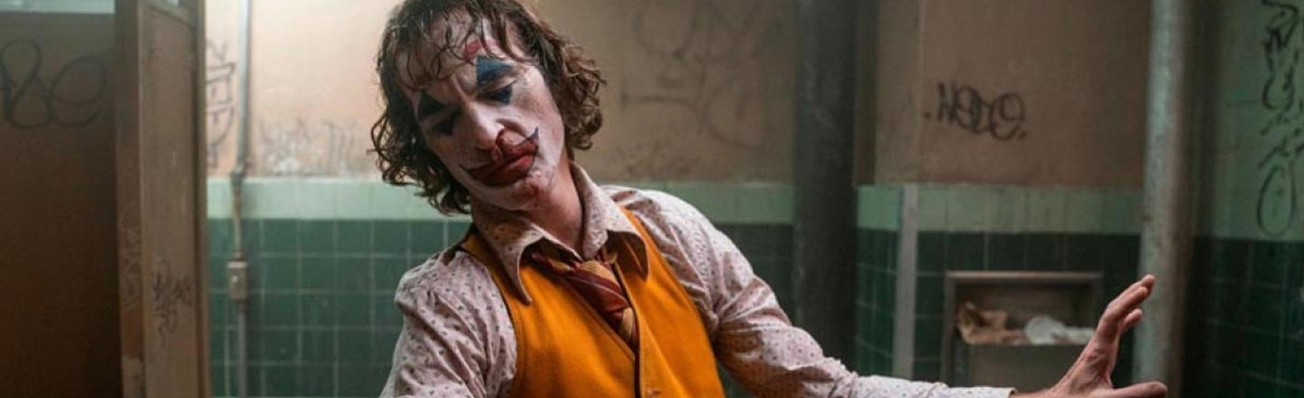 The Director Of 'Joker' Doesn't Get How Movie Violence Works