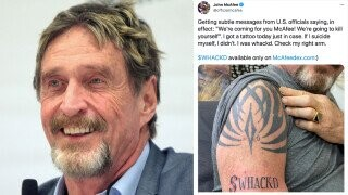 The Weird Life And Death Of John McAfee