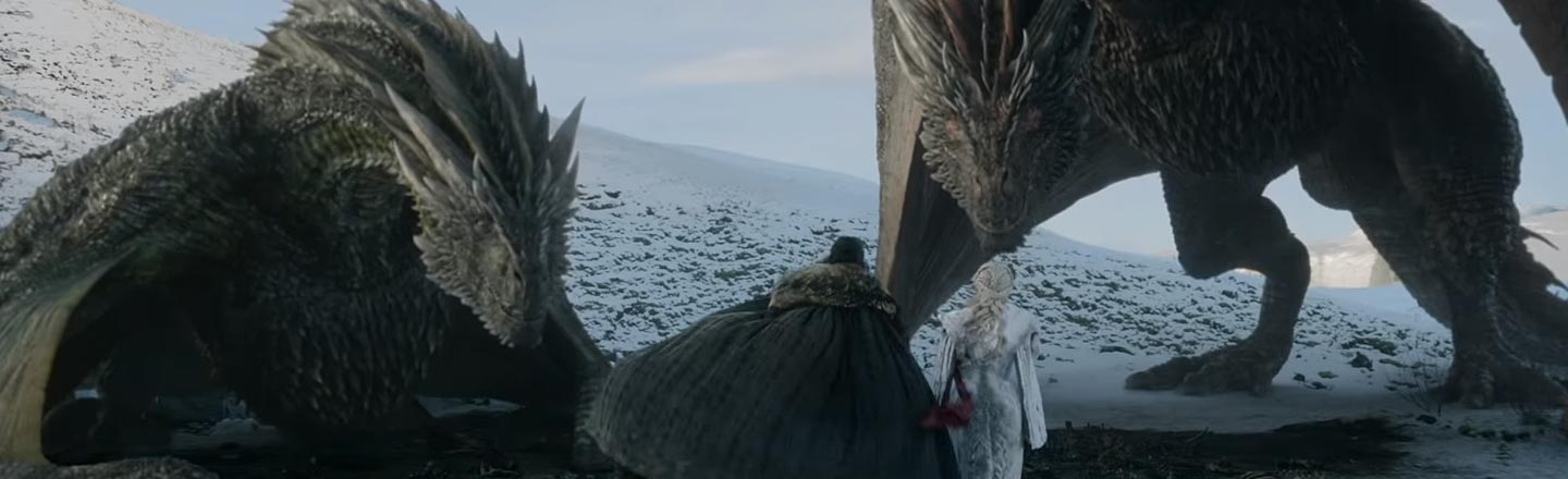 A 'Game Of Thrones' Trailer Is Inspiring More Wacky Theories