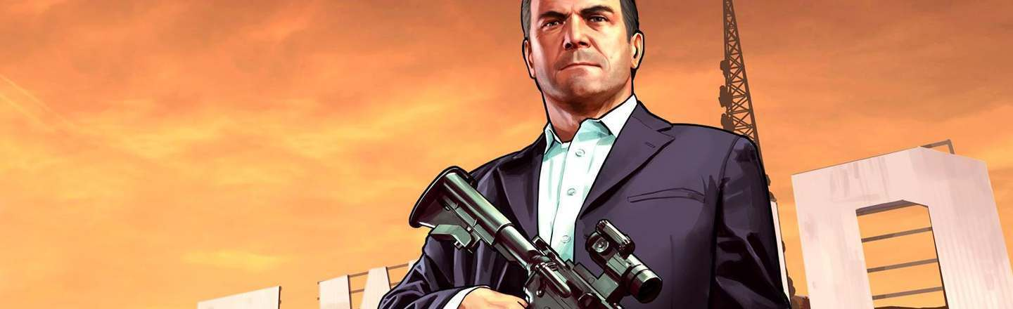 4 Ways 'Grand Theft Auto V' Turned My Son Into a Monster