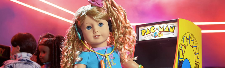 The New '80s-Themed 'American Girl' Doll Is Secretly Horrifying