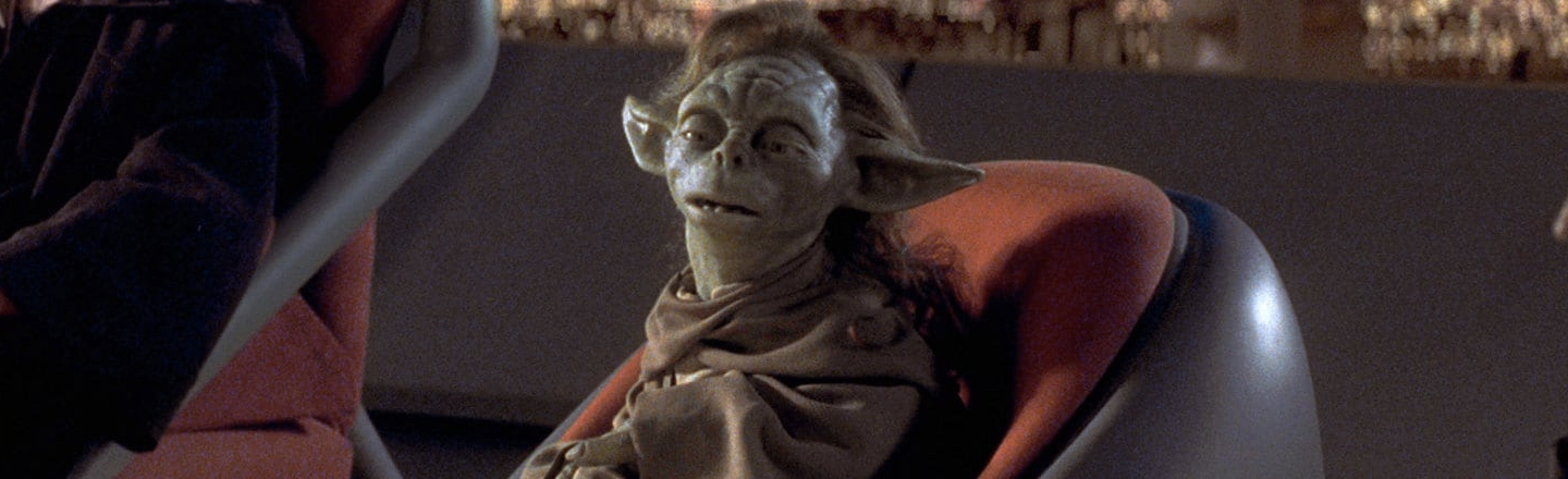 'Star Wars' Sad Story of Yaddle, the Female Yoda Everyone Ignores