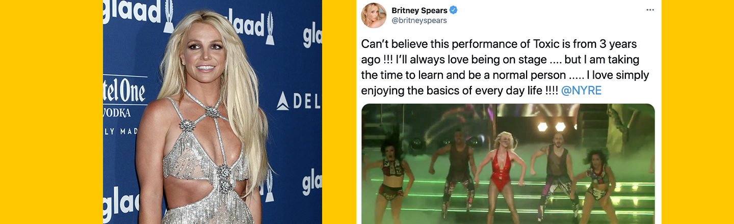 BREAKING: Britney Spears Responds To Controversial New Documentary