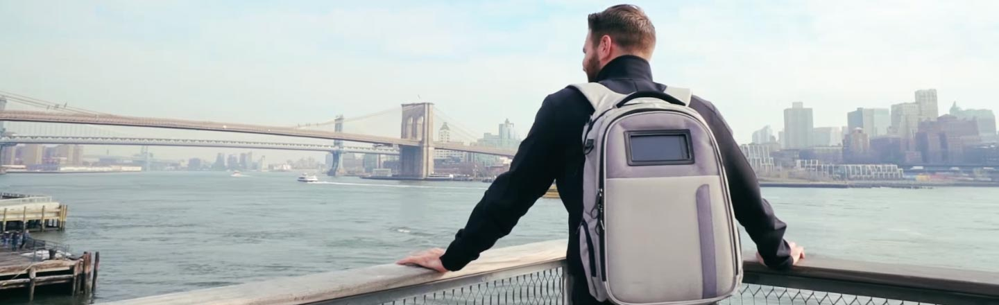 These 5 Items Will Make Traveling Suck Just A Little Less