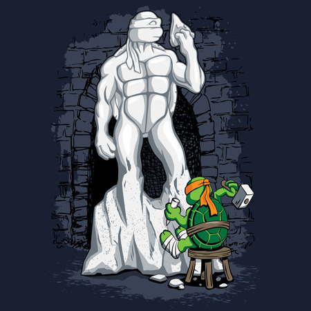 2 New Shirts for TMNT and 'Doctor Who' Fans