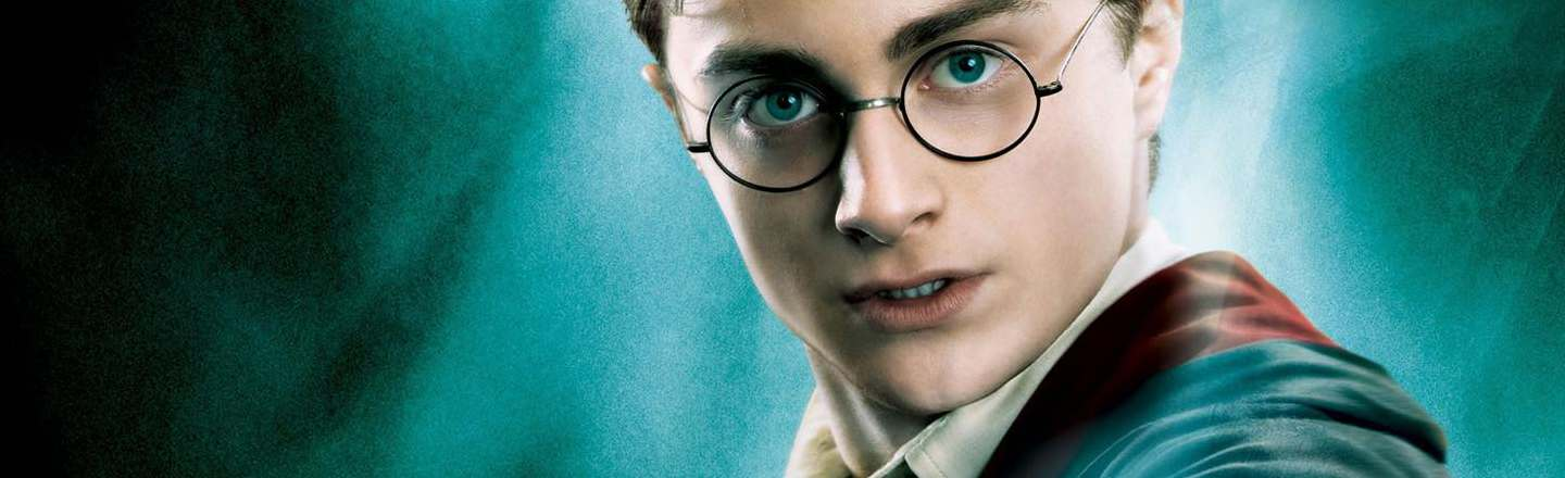 JK Rowling Just Undid Every Harry Potter Story You Know