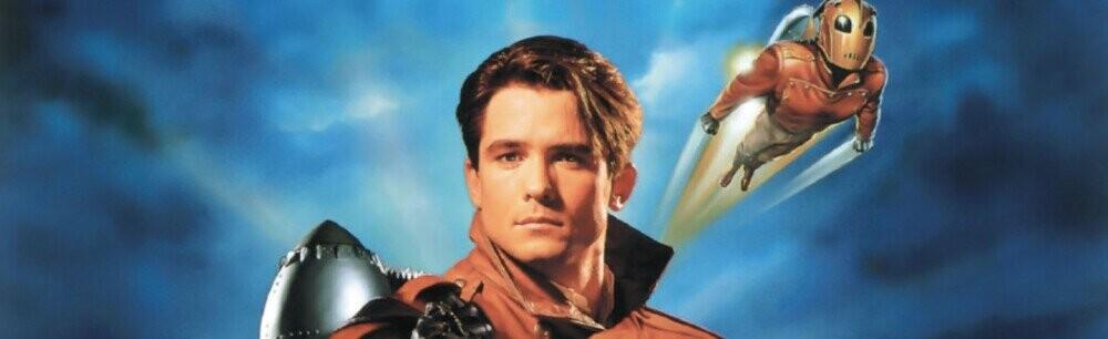 Reboot All The Early Superhero Flops Like 'The Rocketeer'