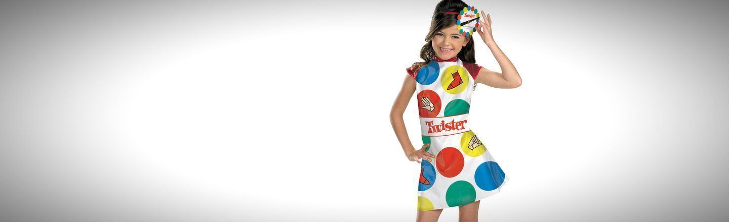 11 Great Halloween Costumes For (People Who Hate Their) Kids