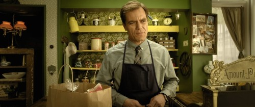 The 'What?' Christmas Movie We Can't Believe Is Real - Michael Shannon in the film Pottersville