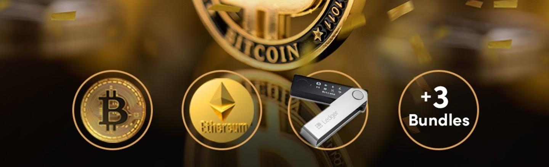 Support Charity, Win Bitcoin