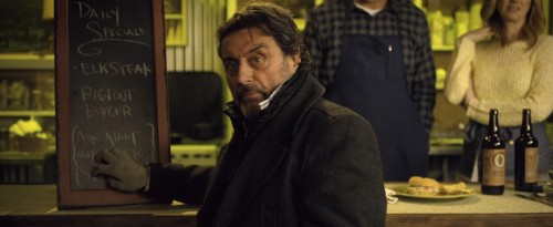 The 'What?' Christmas Movie We Can't Believe Is Real - Ian McShane in the film Pottersville