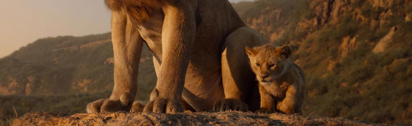 The New 'Lion King' Is The Future Of Movies, In A Creepy Way
