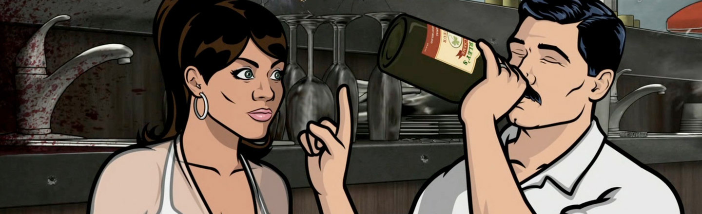 7 Fake Movie And TV Drinks That Got Us Drunk In Real Life