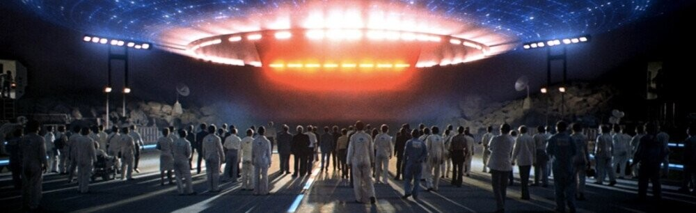Did NASA Try To Stop Spielberg's 'Close Encounters Of The Third Kind?'