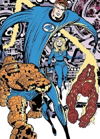 5 Forgotten Times Marvel and DC Trolled Each Other Hard - The Fantastic Four