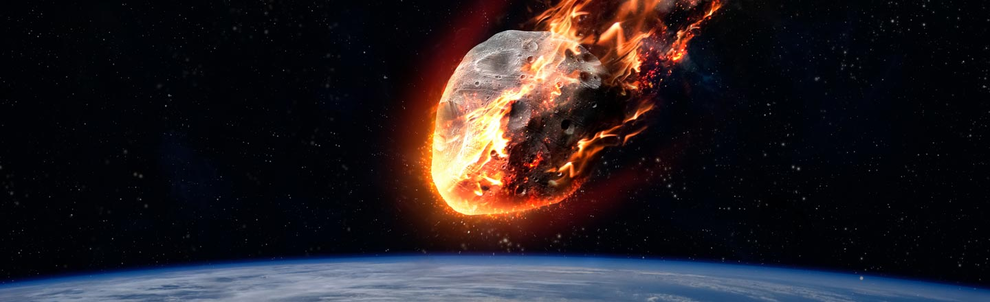 5 Chilling Disaster Scenarios Mankind Just Barely Avoided