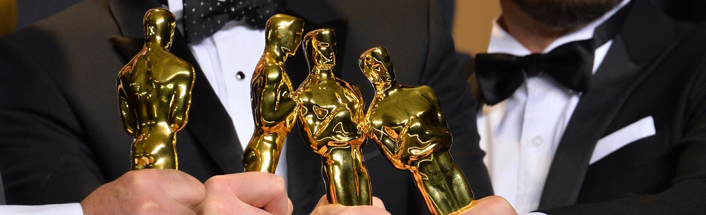 Take A Peek Into The Dumbass Mind Of An Oscar Voter