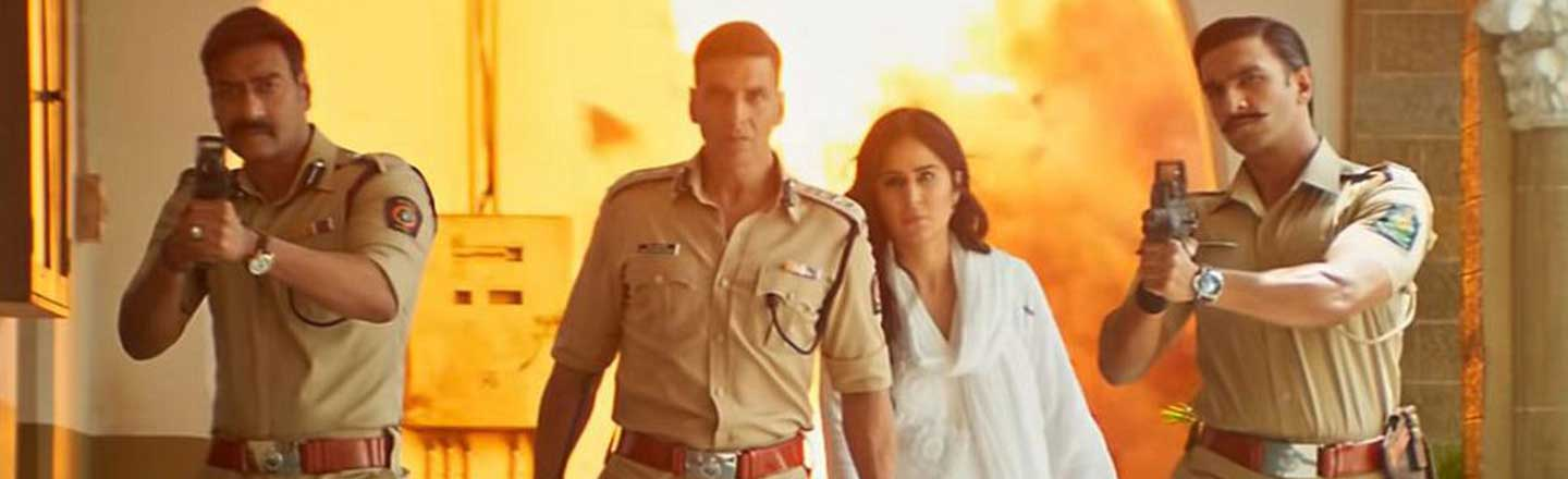 Bollywood Action Films Have A Bonkers Extended Cop Universe