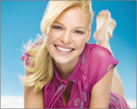Pitching Movies to Katherine Heigl: Harder Than It Looks