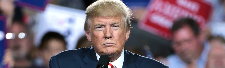 Trump Pulls Total Trump Move With Stimulus Checks