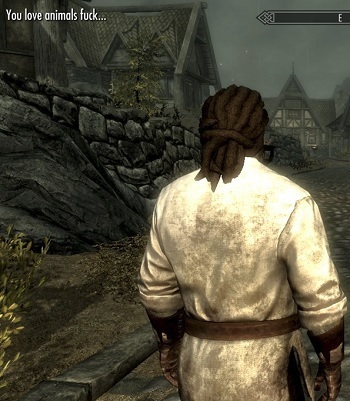 5 Things I Learned Trying To Get Laid In 'Skyrim'