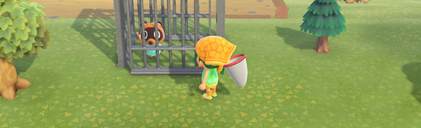 Sex Work Is A Thing In 'Animal Crossing'