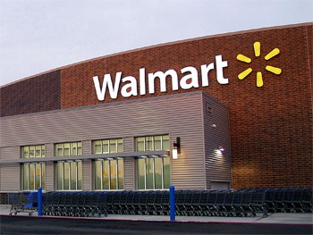 5 'Good' Ideas That Are Secretly Propaganda - Wal-Mart exterior