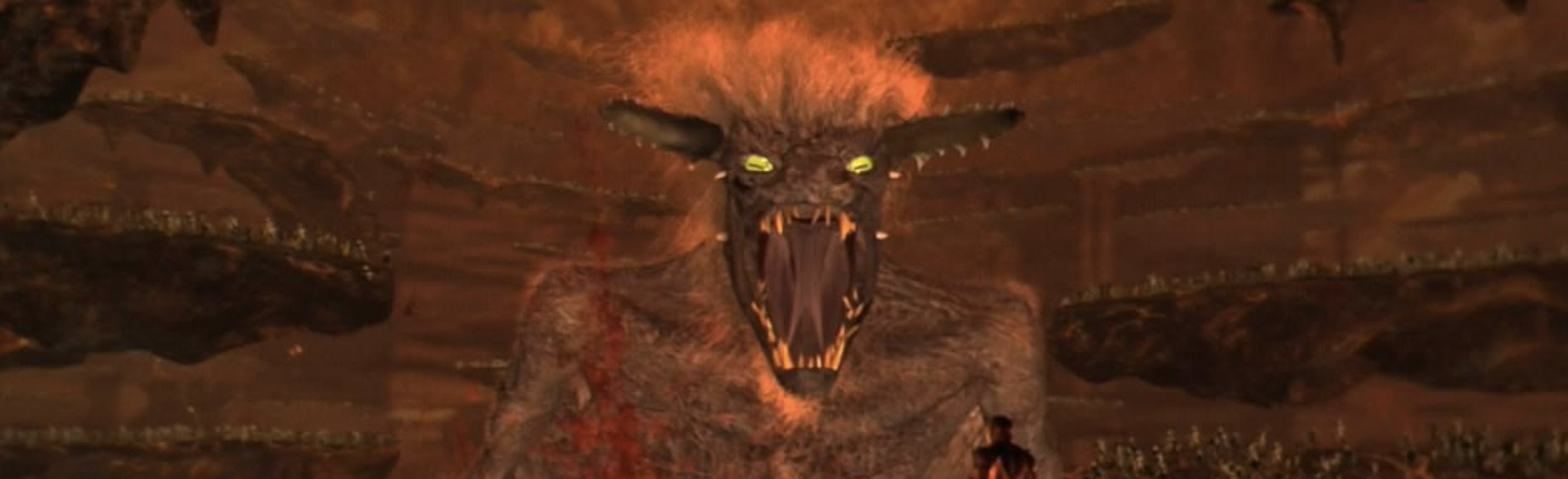 7 Shockingly Awful Examples Of '90s Visual Effects