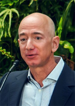 5 'Good' Ideas That Are Secretly Propaganda - Jeff Bezos looking confused