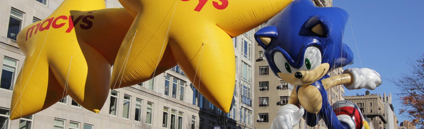 The (Accident Riddled) History Of Macy's Thanksgiving Day Parade