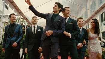 Which will hopefully be the death knell for more <i>Entourage</i> movies.