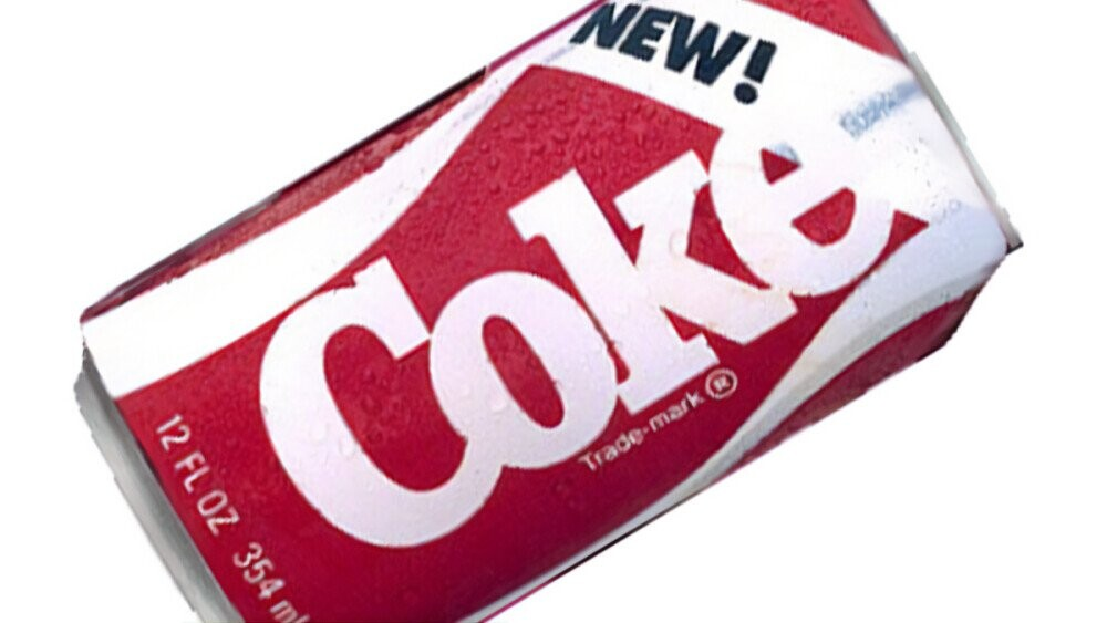 Who Killed The New Coke?