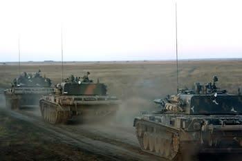 <i>General Vasily Petrov has checked into Crimea.</i>