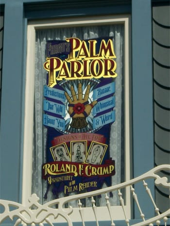 Not to be confused with the Palm Parlor in Orlando's red light district.