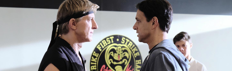'Cobra Kai' And America's Weird Old Anti-Karate Hysteria