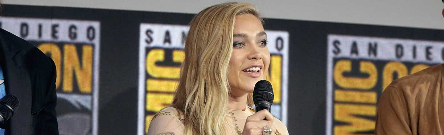 Zach Braff's 24 Year Old Girlfriend, Florence Pugh, Wants People To Leave Him Alone