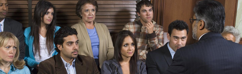 A Harrowing Tale Of Jury Duty Madness