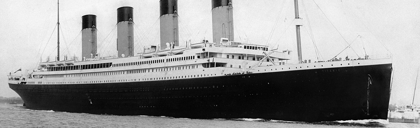 Movie Lies: Titanic Designers Didn't Cut the Number of Lifeboats For Looks
