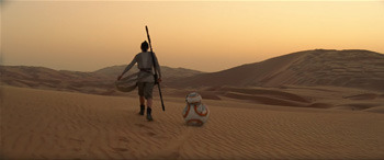 If The New Star Wars Was 100 Times More Honest (And Shorter)