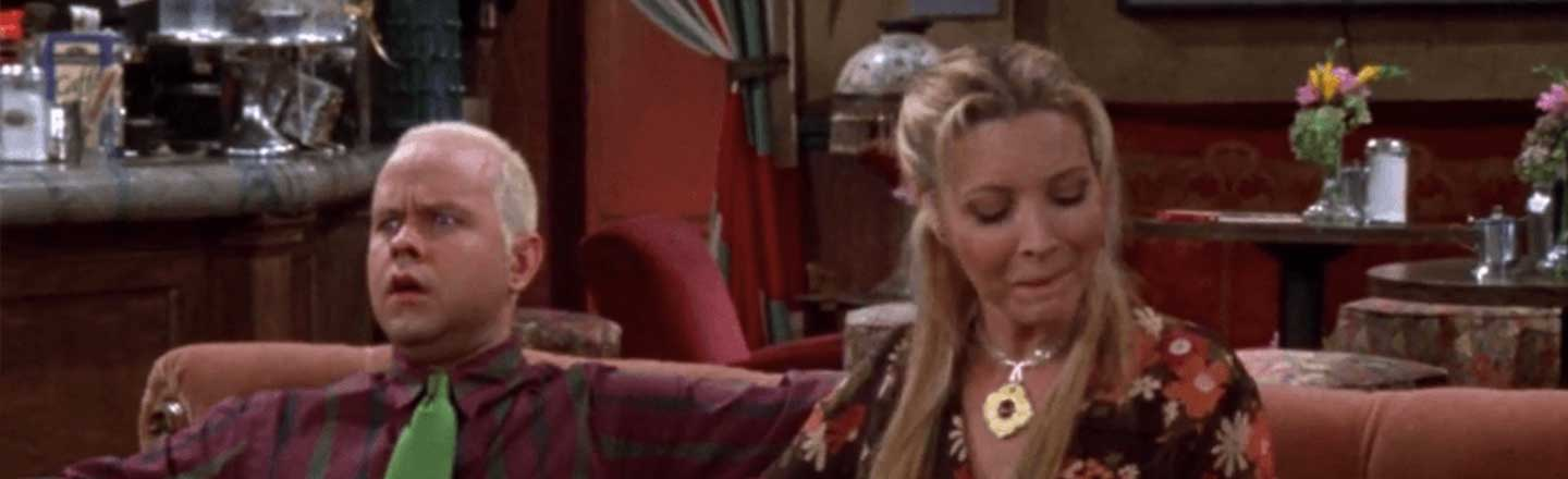 Perfect Romance 'Friends' Was Too Cowardly To Pull The Trigger On
