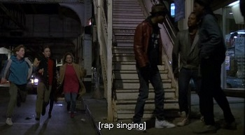 [rap singingl