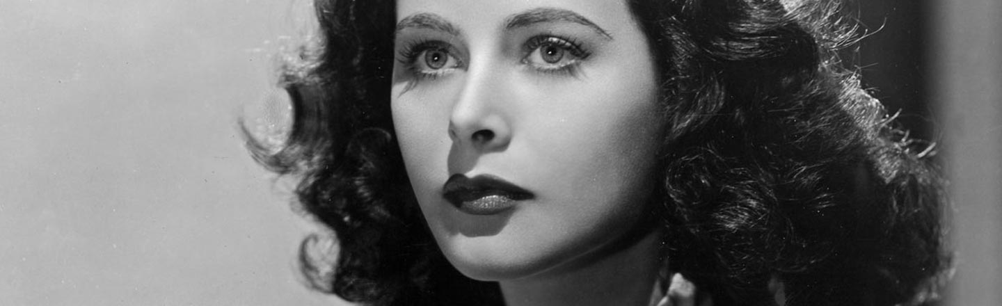 The Controversial Actress Whose Invention Changed The World