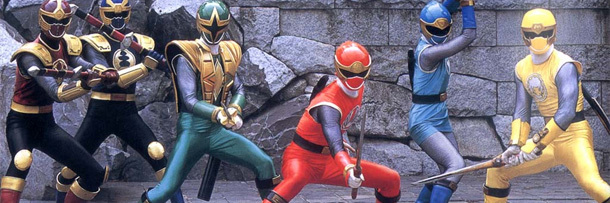 The 9 Strangest Episodes in the History of 'Power Rangers'