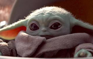Its Name Is 'Baby Yoda' Until Proven Otherwise