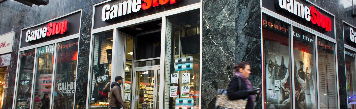 Gamestop Is Still Open (And 'Essential')