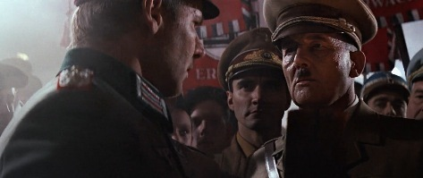They'd have to rename it <i>Indiana Jones And The Pen In Der Fuehrer's Jugular.</i>